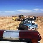 سی پرونده زمینخواری در دشتی در دست بررسی است