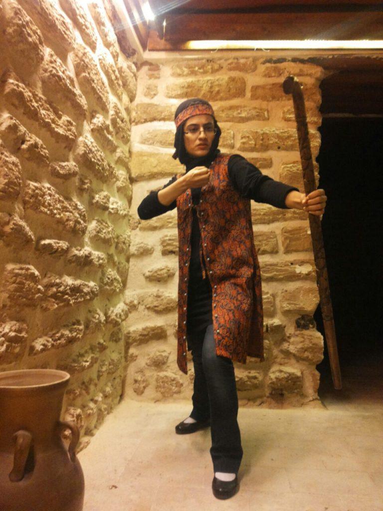 فاطمه حسینی (۱)