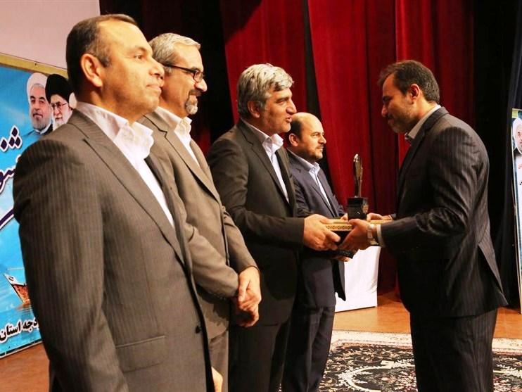 دستگاه های برتر اجرایی استان بوشهر
