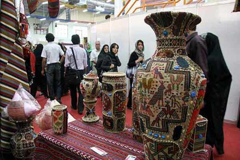 نمایشگاه-صنایع-دستی.