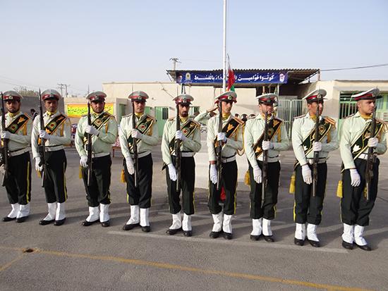 هفته نیروی انتظامی در دشتی