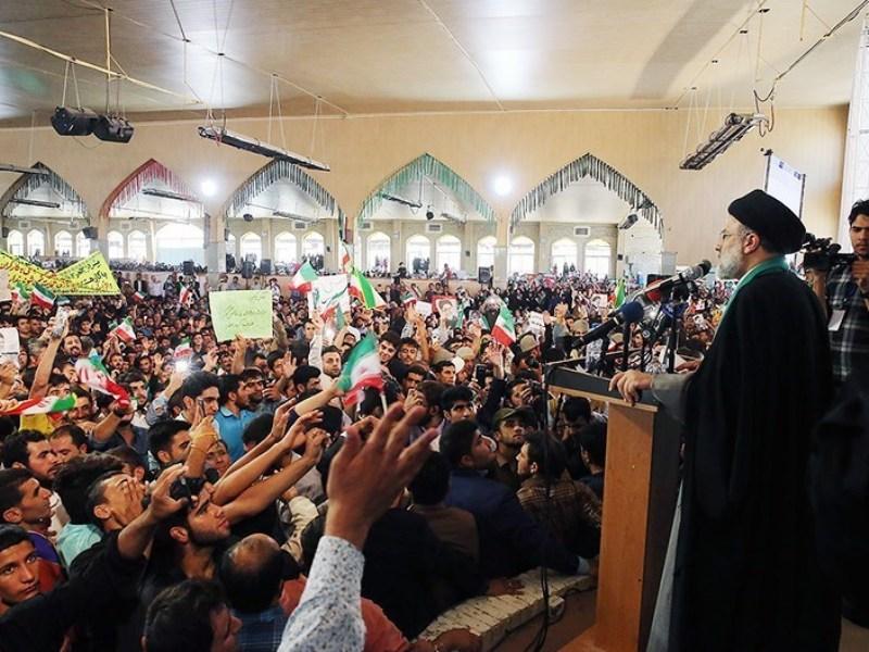رئیسی در بوشهر