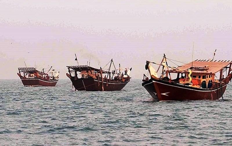 ماهیگیری/ صید میگو