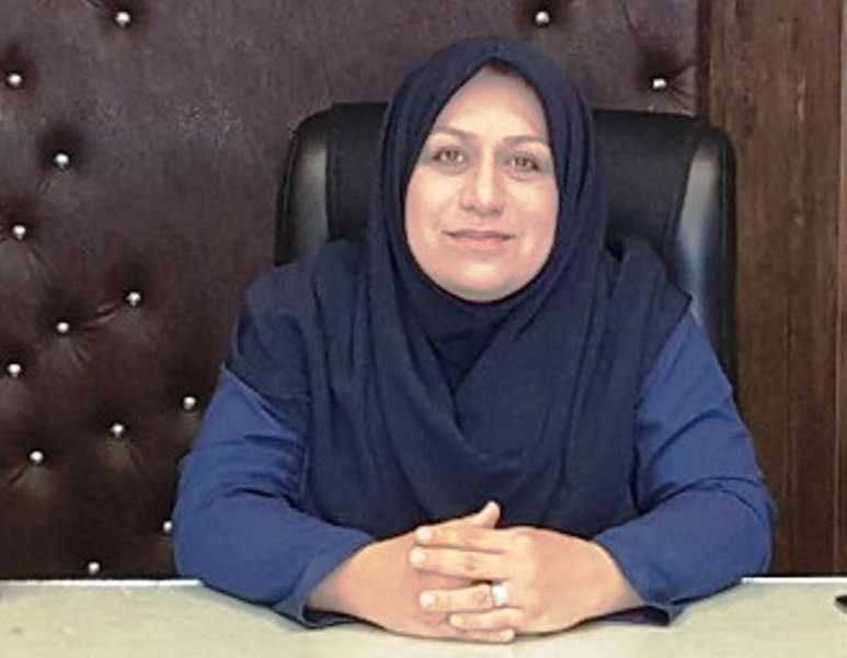 یلدا دارابی مدیر درمان تامین اجتماعی