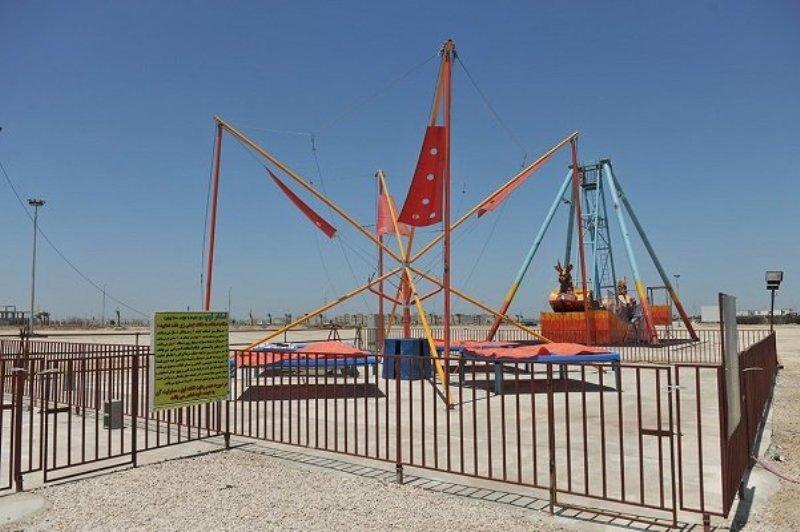 شهر بازی دهکده گردشگری بوشهر