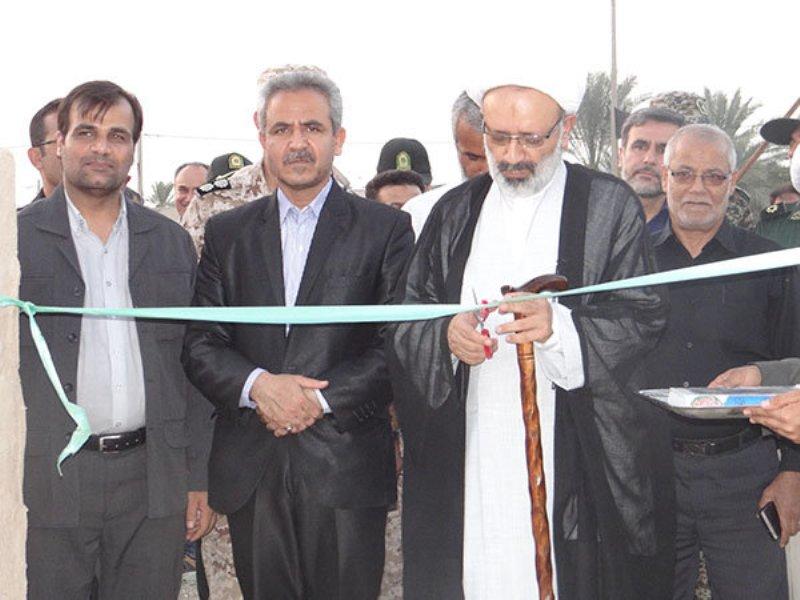 افتتاح نمایشگاه فقیه حسنان