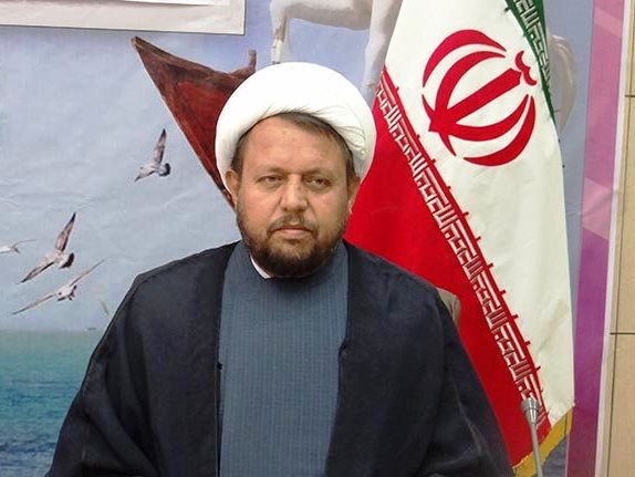 حجت الاسلام محمد محمدی امام جمعه کاکی