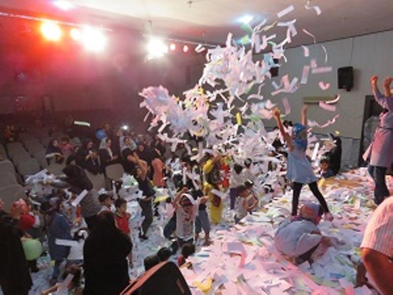 فستیوال کاغذ