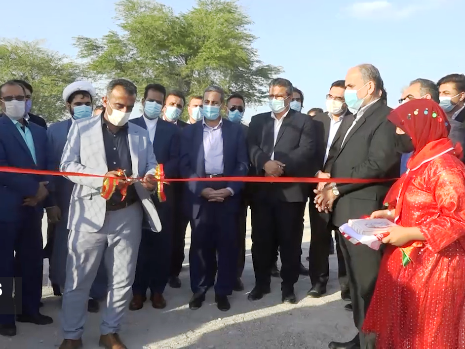 افتتاح شهرداری بادوله