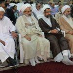 نشست بزرگ خاندان مشایخ بحرانی و بحرینی در دشتی+ تصاویر