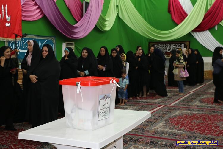 انتخابات در دشتی