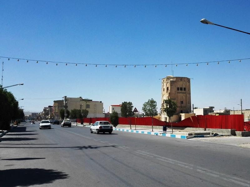 دشتی - قلعه محمد خان