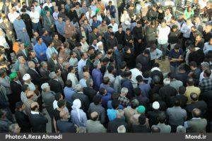 تشییع سید ابوطالب فاطمی
