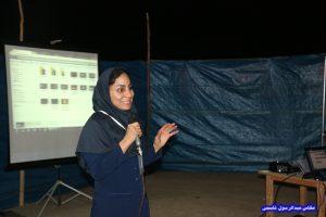 کارگاه نجوم در سواحل تنگستان