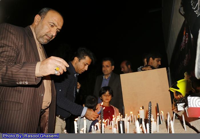 یادبود جانباختگان پلاسکو در خورموج