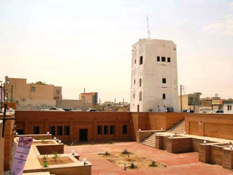 پارک موزه محمد خان دشتی