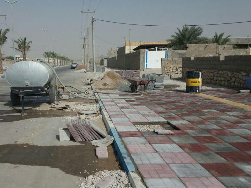 بلوار شهدای خلیج فارس کاکی