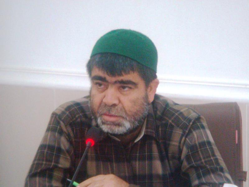 سید علی اکبر فاطمی