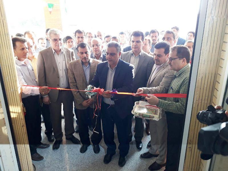 افتتاح مرکز جامع خدمات سلامت بادوله