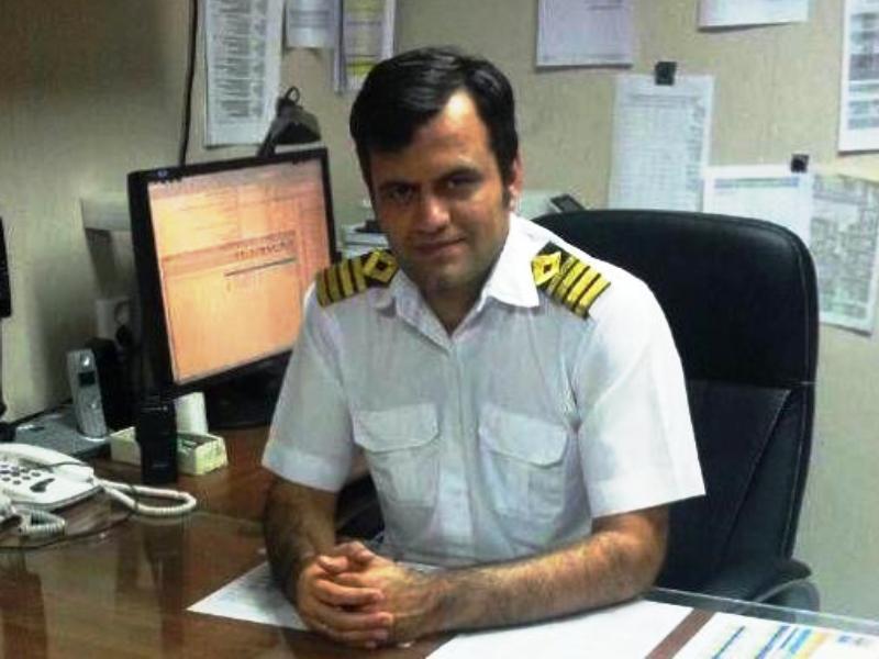 کاپیتان علی عبدی زاده