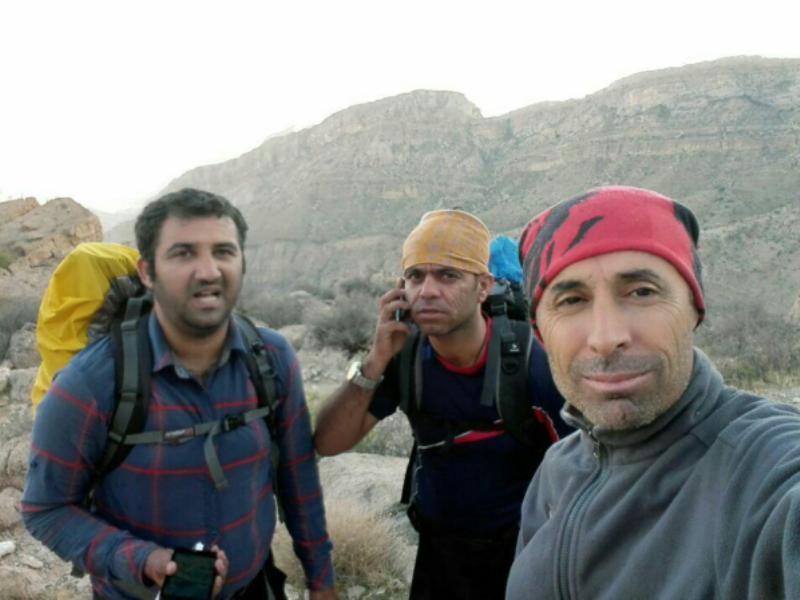 تیم نجات کوهنوردی دشتی