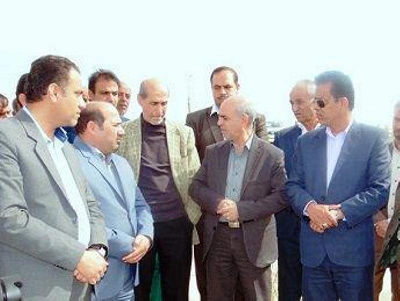 محسن امیریان در دشتی
