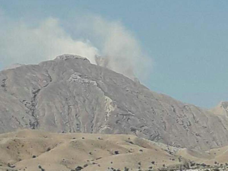 زلزله فروردین 97 در بخش کاکی