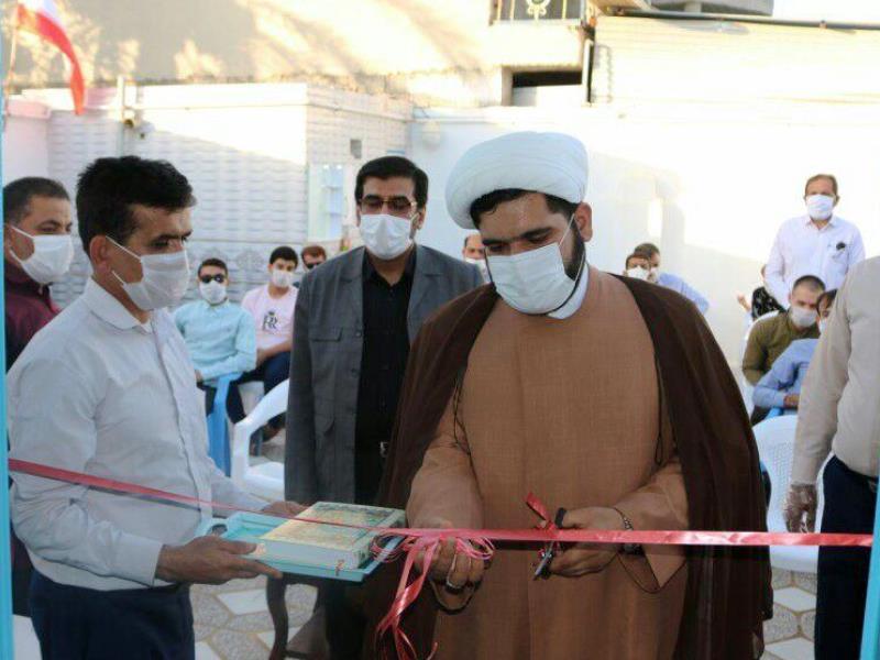 افتتاح مرکز نیکوکاری بادوله