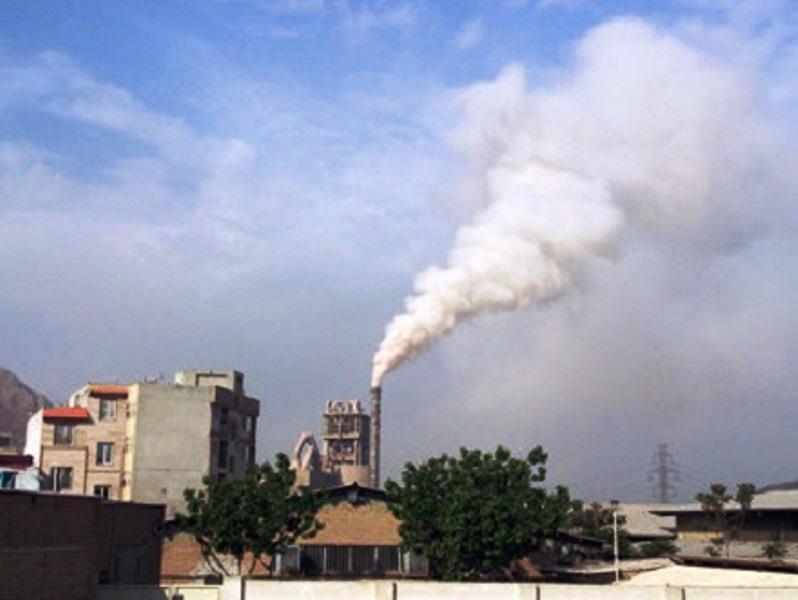 عوارض آلایندگی